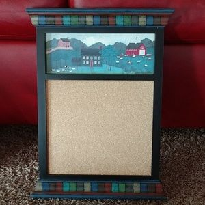Hallmark Rustic Country message board